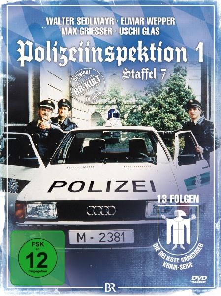 Polizeiinspektion 1 - Staffel 7 (3 DVDs)