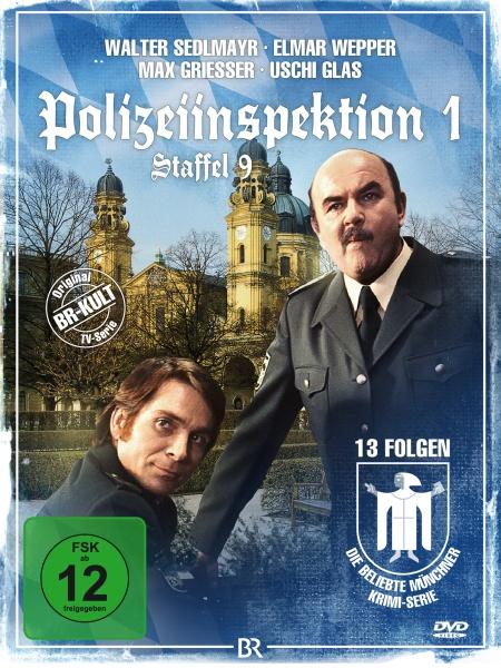 Polizeiinspektion 1 - Staffel 9 (3 DVDs)