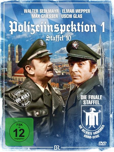 Polizeiinspektion 1 - Staffel 10 (3 DVDs)