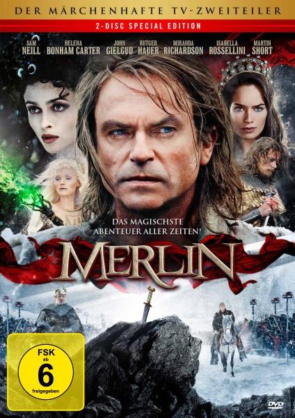 Merlin (2 DVDs)