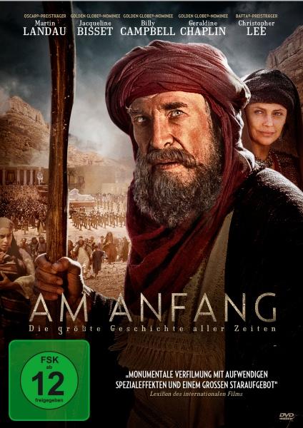 Am Anfang - Die größte Geschichte aller Zeiten (2 DVDs)