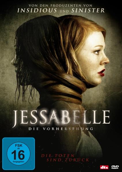 Jessabelle - Die Vorhersehung (DVD)