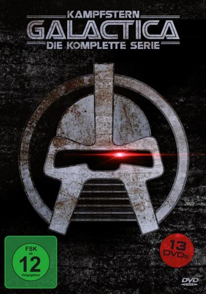 Kampfstern Galactica - Superbox (13 DVDs) (Neuauflage)