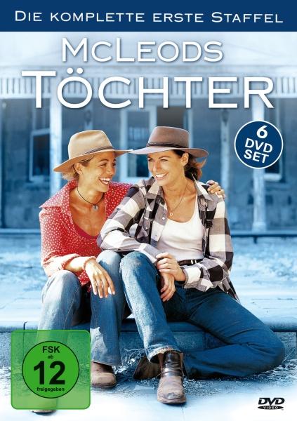 McLeods Töchter - Staffel 1 (Neuauflage) (6 DVDs)