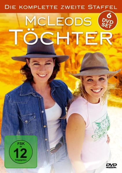 McLeods Töchter - Staffel 2 (Neuauflage) (6 DVDs)