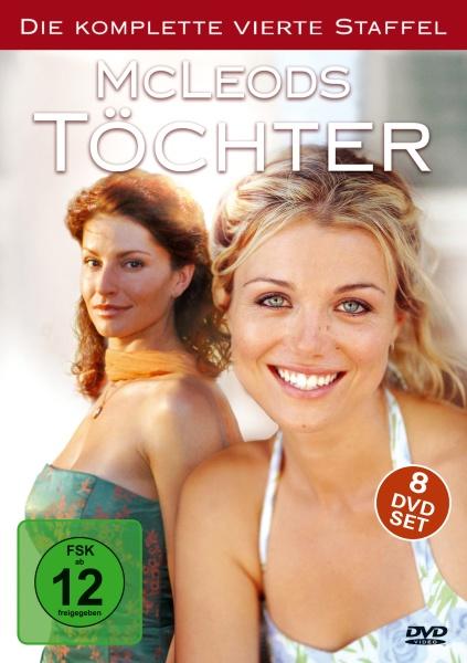 McLeods Töchter - Staffel 4 (8 DVDs)