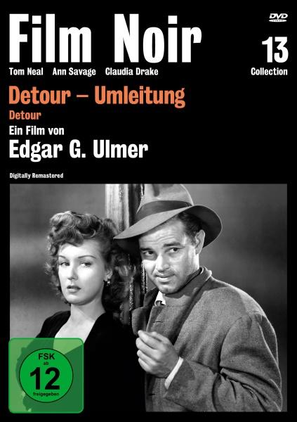 Film Noir Collection #13: Detour - Umleitung