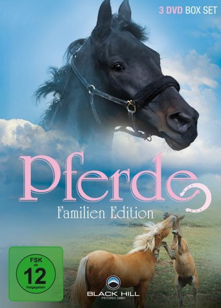 Pferde - Familien Edition (3 DVDs)