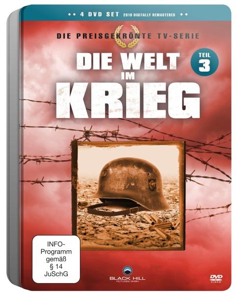 Die Welt im Krieg - Box 3 (4 DVDs)