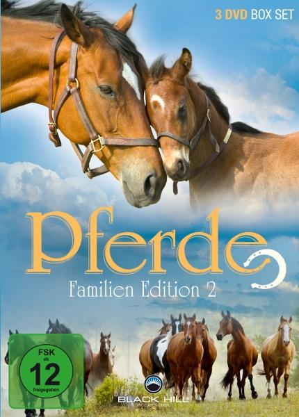 Pferde - Familien Edition 2 (3 DVDs)