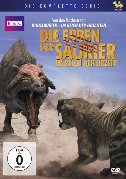 Die Erben der Saurier: Im Reich der Urzeit - Die komplette Serie (2 DVDs)